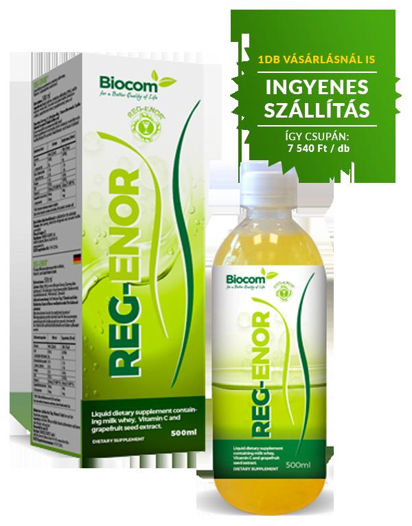 Biocom regenor ára, biocom reg-enor /regenor/ méregtelenítő 3x ml tripla csomag